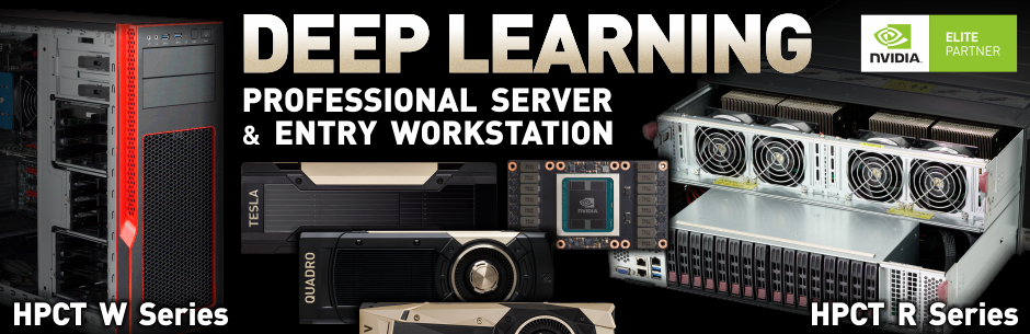 Deep Learning Server & Workstation