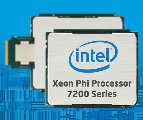 Intel Xeon Phi Processor 7200 Series
