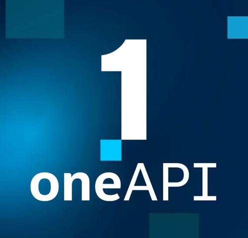 インテル oneAPI