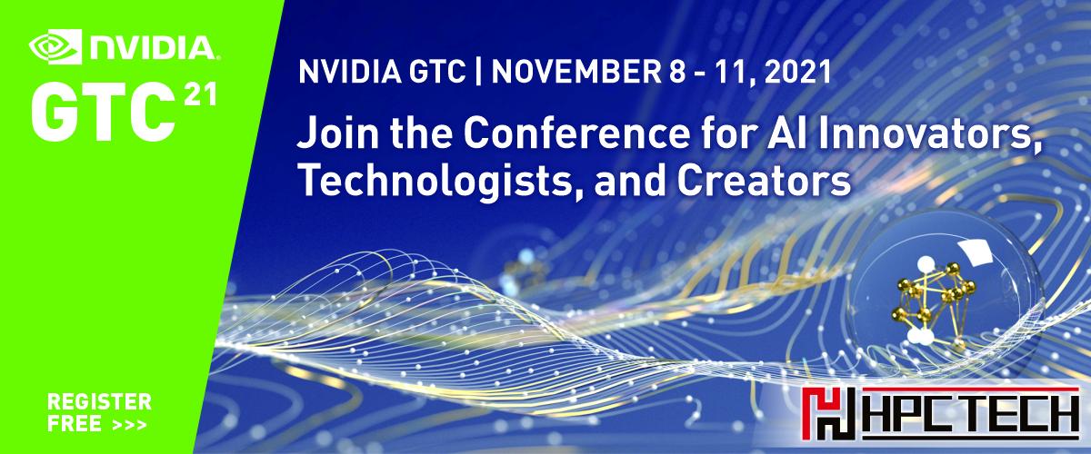 NVIDIA GTC2021 November